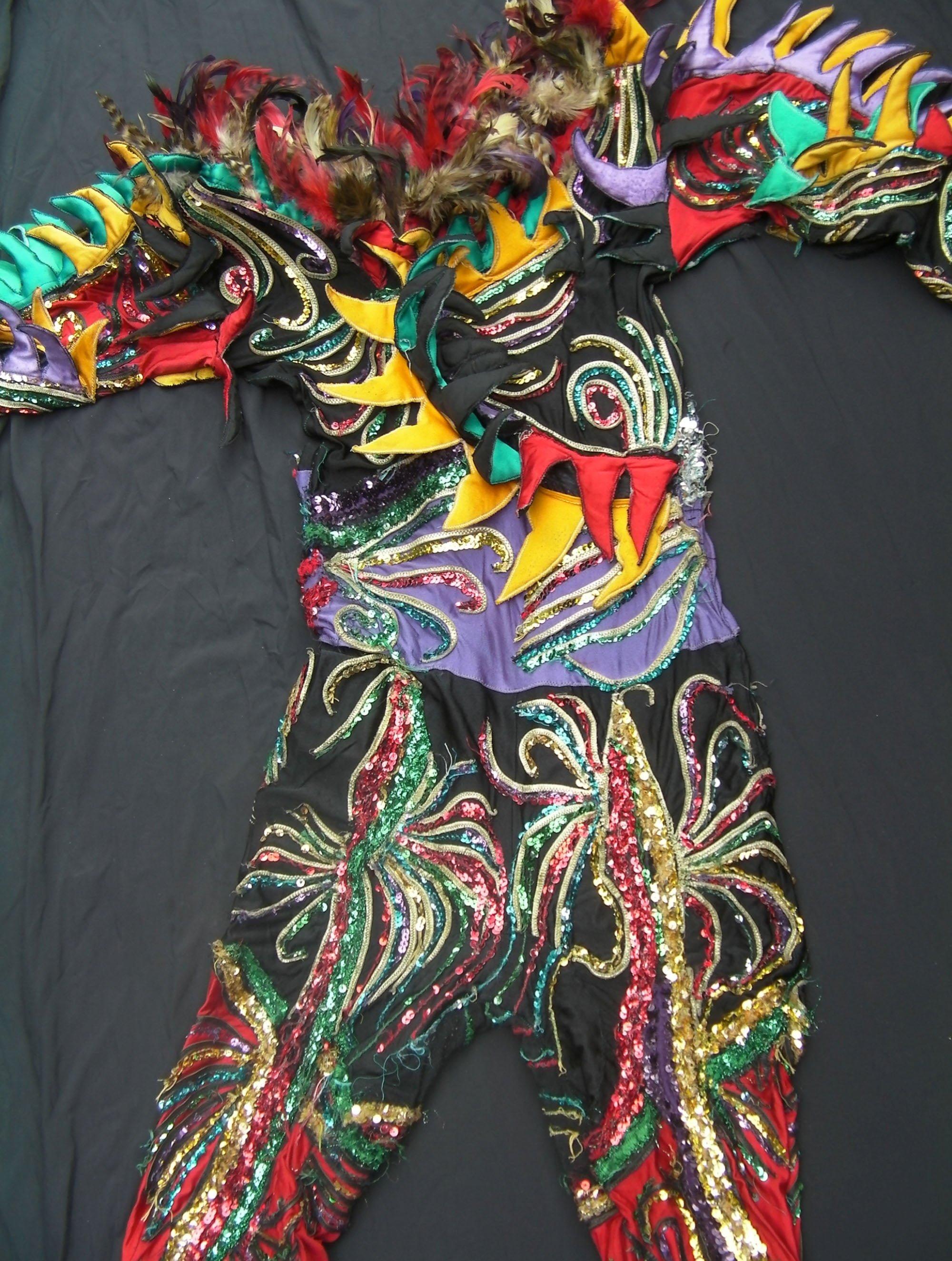 The Firebird costume
