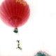 Hot air balloon stunts 1990